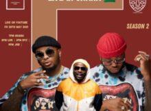 Major League x DJ Maphorisa – Amapiano Live Balcony Mix Africa B2B (S2 EP16)