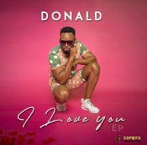 Donald - I Love You EP mp3 zip file
