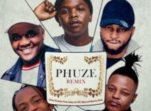 Dlala Thukzin – Phuze Remix ft. Zaba, Sir Trill, Mpura & Rascoe Kaos