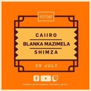 Shimza – Kunye Live Mix (11 July 2021)