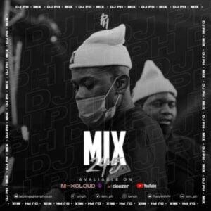 DJ pH – MIX 245 (Mpura & Killer Kau Tribute)