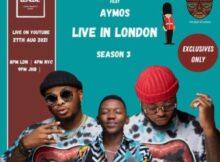 Major League & Aymos – Amapiano Live Balcony Mix B2B (S3 EP7)