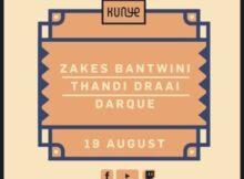 Zakes Bantwini – Kunye Live Mix (19 August 2021)
