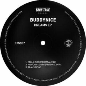 Buddynice – Dreams EP zip download