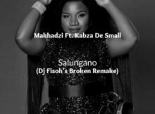 Makhadzi - Salungano Ft. Kabza De Small (DJ Fisoh's Broken Remake)