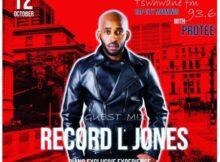 Record L Jones – Tshwane FM Capcity Morning Mix (Piano Exclusive Experience)